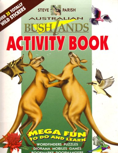 9781875932511: Australian Bushlands Activity Book