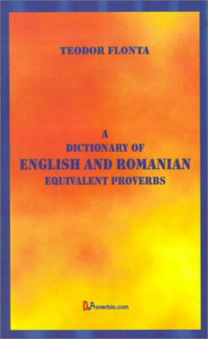 A Dictionary of English and Romanian Equivalent: Teodor Flonta