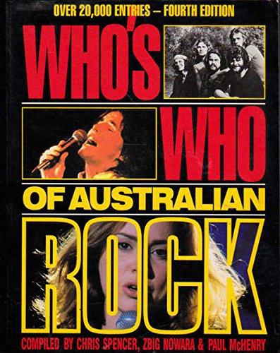 9781875971503: Who's who of Australian rock