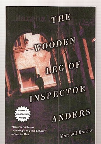 9781875989584: The Wooden Leg of Inspector Anders