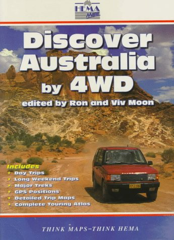 9781875992461: Discover Australia by 4Wd