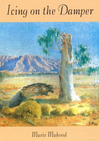 9781875998036: Icing on the damper: Life story of a family in the outback