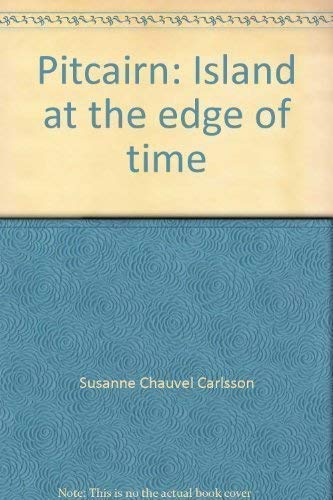 9781875998920: Pitcairn: Island at the edge of time
