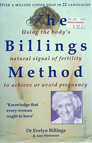 9781876026363: The Billings Method