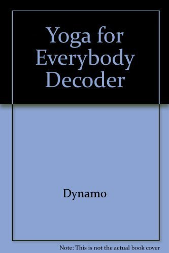 9781876100247: Yoga for Everybody Decoder: 36 Exercises