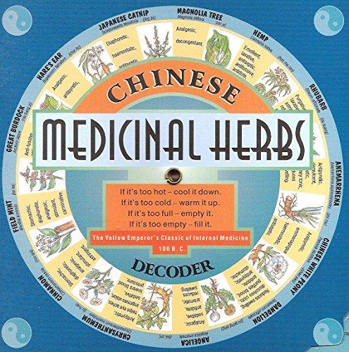 9781876100285: The Chinese Medicinal Herbs Decoder