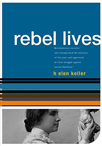 9781876175603: Helen Keller (rebel Lives)
