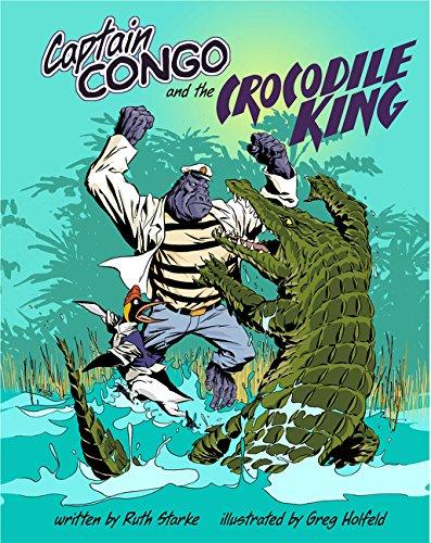9781876288914: Captain Congo and the Crocodile King