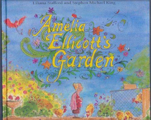 9781876289331: Amelia Ellicott's Garden (A Margaret Hamilton book)