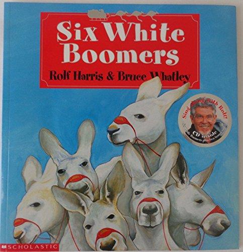 9781876289607: Six White Boomers