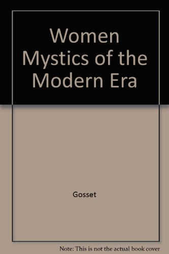 9781876295387: Women Mystics of the Modern Era