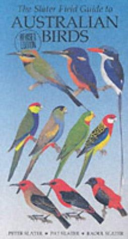 Slater Field Guide to Australian Birds: Slater, Peter, Slater,