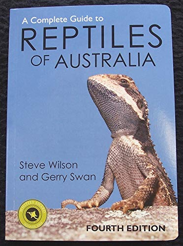 9781876334727: A Complete Guide to Reptiles of Australia