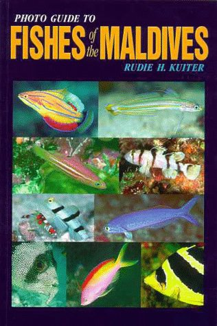 Photo Guide to Fishes of the Maldives: Kuiter, Rudie H.