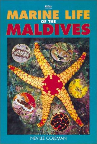 9781876410360: Marine Life of the Maldives