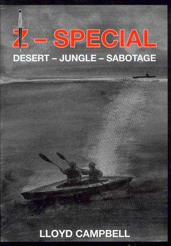 9781876439637: Z-special: Desert, Jungle, Sabotage
