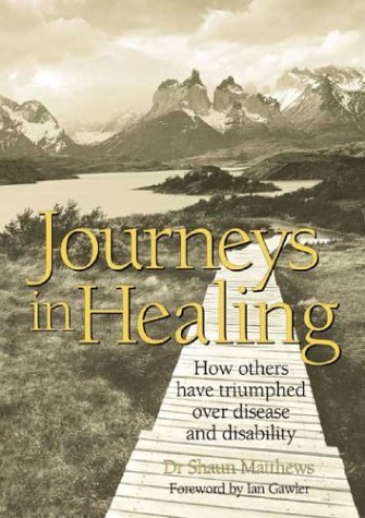 9781876451424: Journeys in Healing: How Others Have Triumphed over Disease and Disability