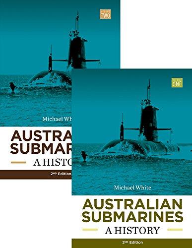 Australian Submarines (Hardcover): Michael White