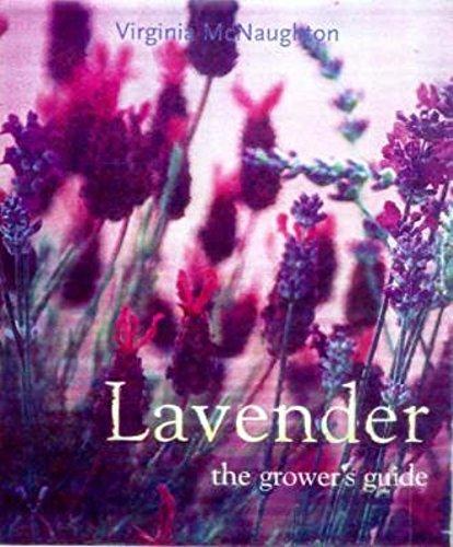 Lavender (Hardcover): Virginia McNaughton