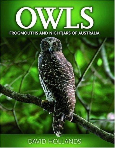 9781876473648: Owls, Frogmouths and Nightjars of Australia