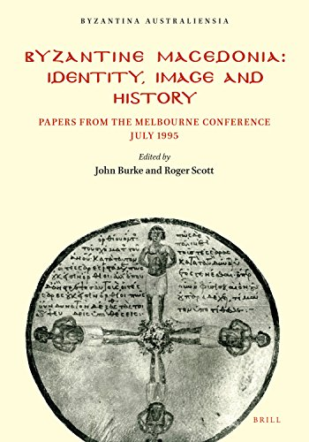 9781876503062: Byzantine Macedonia: Identity, Image and History, Papers from the Melbourne Conference July 1995 (Byzantina Australiensia)