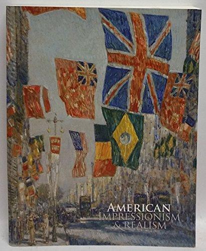American Impressionism and Realism (Paperback): H. Barbara Weinberg