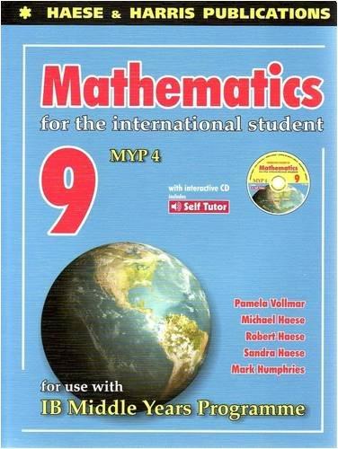 9781876543297: Mathematics for the International Student Year 9 IB MYP 4