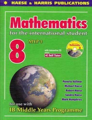 9781876543358: Mathematics for the International Student Year 8 IB MYP 3