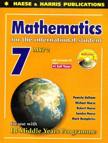 9781876543419: Mathematics for the International Student Year 7 MYP 2