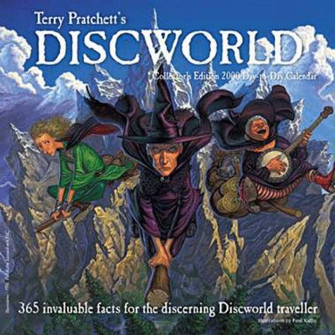 9781876551025: Discworld 2000: Day-to-Day Calendar