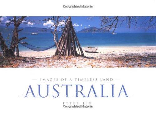 Australian Images of a Timeless Land: Lik, Peter
