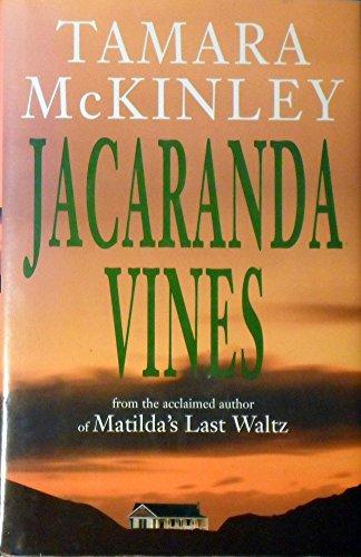 9781876590482: Jacaranda vines.