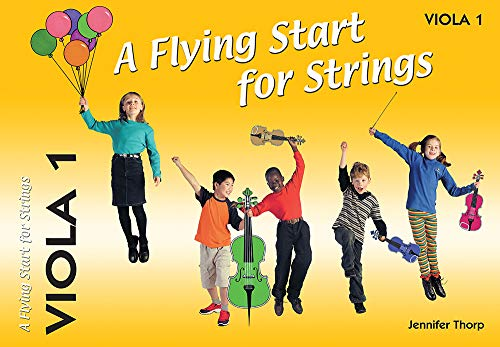 9781876611422: A Flying Start for Strings Viola Book 1