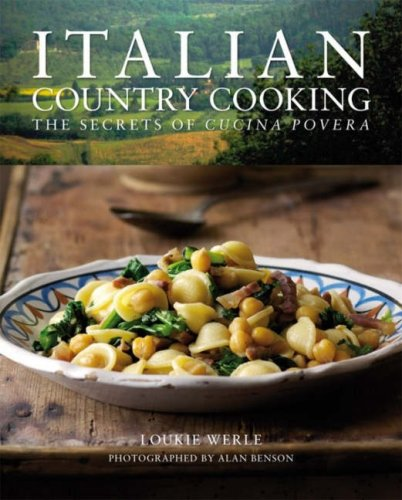 9781876624699: Italian Country Cooking: The Secrets of Cucina Povera (Food and Mood)