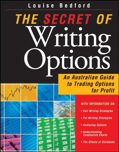 9781876627140: The Secret of Writing Options: An Australian Guide to Trading Options for Profit