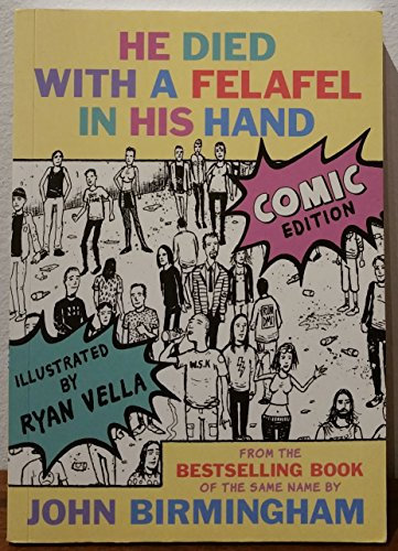 9781876631956: He Died with a Felafel in His Hand : Comic Edition