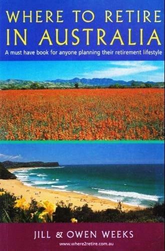 9781876641016: Where to Retire in Australia
