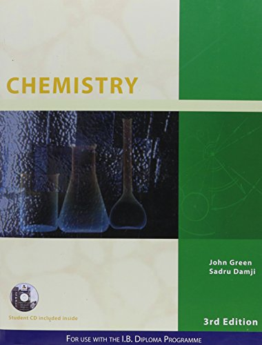 9781876659080: Chemistry for use with International Baccalaureate Diploma Program