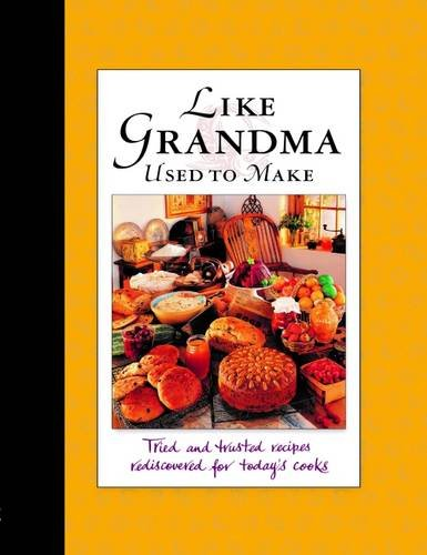 9781876689209: Like Grandma Used to Make.: Meals That Memories are Made of