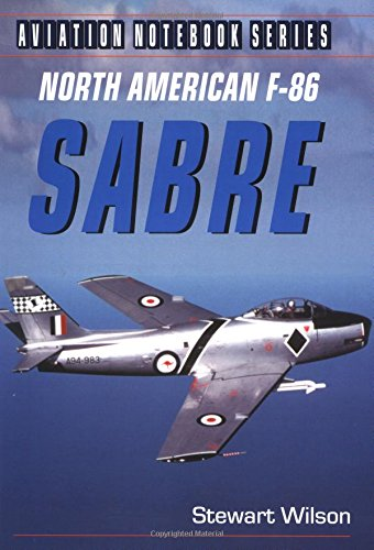 9781876722050: North American F-86 Sabre (Aviation Notebook)