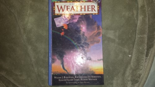 A Guide to Weather: Burroughs, William J.;