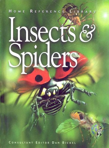 9781876778842: Insects & Spiders (Home Reference Library)
