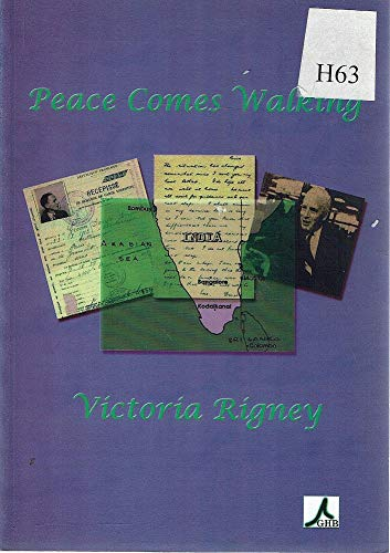 9781876819965: Peace Comes Walking: The Life of Donald Groom, Quaker Peace Worker