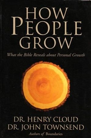 9781876825621: How People Grow - What The Bible Reveals About Personal Growth