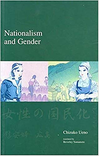 9781876843595: Nationalism and Gender (Japanese Society Series)