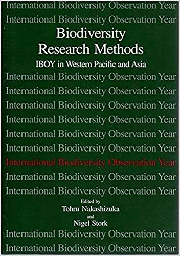 9781876843779: Biodiversity Research Methods: IBOY in Western Pacific and Asia