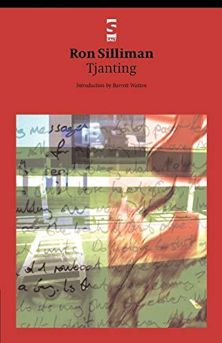 9781876857196: Tjanting (Salt Modern Poets)