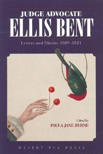 Judge Advocate - Ellis Bent (Paperback): Paula Jane Byrne