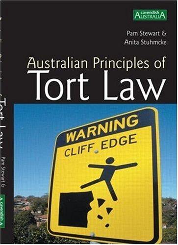 9781876905200: Essential Tort Law (Australian Essential Series)