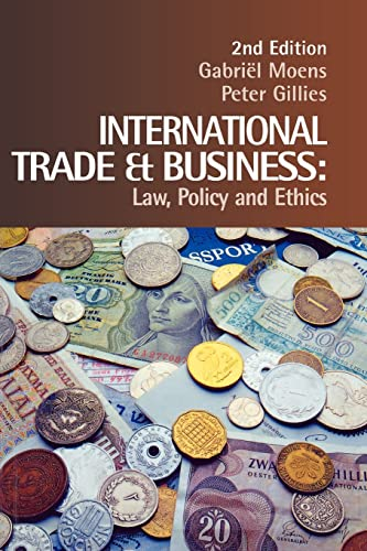 9781876905248: International Trade and Business: Law, Policy and Ethics
